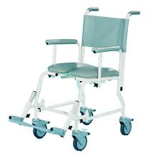 Shower Chairs With Wheels Practical Coping Aspects