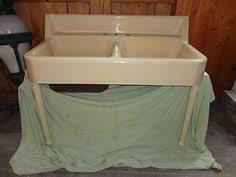 Kitchen Sink With Legs Vintage Cast Iron Utility Sink With Legs - Kitchen sink on legs