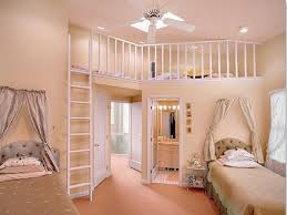 Small Mezzanine Bedroom by Bedroom Unique White Bed Frame On The Cream Floor Of