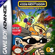 codename kids door operation box shot game boy