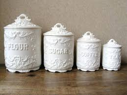 kitchen ceramic canister sets glass kitchen containers canister set with pewter pics