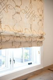 Printed Fabric Roman Shades - 184 best window dressing images on pinterest curtains window
