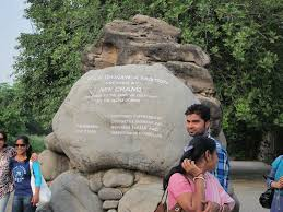 Nek Chand Rock Garden Chandigarh by From Poughkeepsie To India My Corporate Service Corps Experience