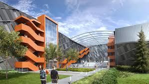 nike inc reveals design for world headquarters expansion nike news