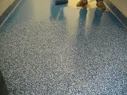 model epoxy floor paint a concrete floor covered with epoxy