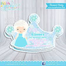invitation ideas frozen chatterzoom