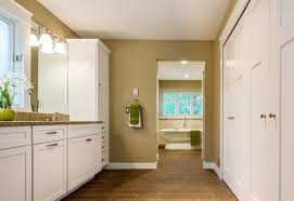 paint ideas for bathroom with brown tile home design inspiration