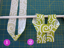 Curtains With Ribbons Diy Easy No Sew Window Valance Pottery Barn Inspired