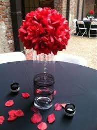 Black And White Centerpieces For Weddings by Floral Arrangement Black And White Wedding Centerpieces Silk