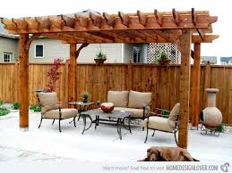 how to select the right outdoor pergola design ship design