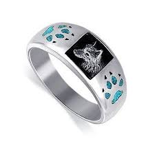 best ring for men best wolf wedding rings for men 4 hair styles