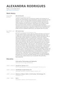 Information Technology Resume Skills