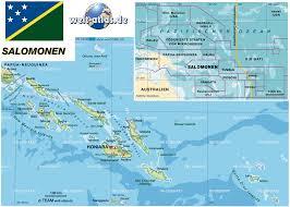 Fiji Islands Map Solomon Islands Fiji Map