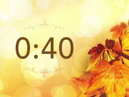 thanksgiving celebrate god s goodness religious one minute