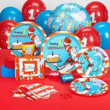 dr seuss birthday party supplies dr seuss 1st birthday party supplies standard party