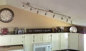 decorating above kitchen cabinet interior home design ideas