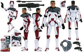clone commander thire hasbro the clone wars cw32