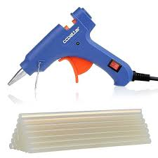 amazon com ccbetter mini melt glue gun with 25pcs glue sticks