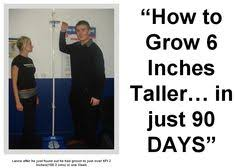 how to grow taller in a week learn the secrets of how height enthusiast lance ward grows from