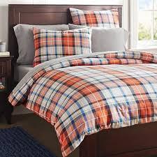 blue and orange bedding twin orange bedding pbteen