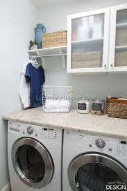 laundry room cabinets with hanging rod 3 best laundry room ideas