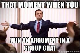 Chat Memes - group chat memes part 4 mutually