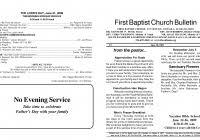 church bulletin templates microsoft publisher download free