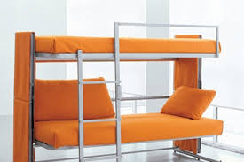 own this couch that transforms into a full bunk bed