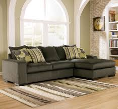 Laf Sofa Sectional Freestyle Pewter Two Sectional Sofa By Furniture