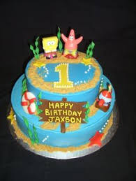 spongebob cake ideas spongebob birthday cake i the hot pink for a girl abbys