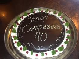 ristoro la dispensa torta sacher di compleanno picture of ristoro la dispensa rome
