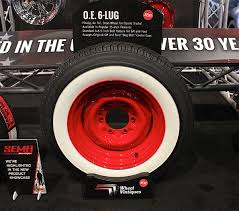 Vintage Ford Truck Center Caps - sema 2016 wheel vintiques debuts jumbo wheel and o e 6 lug wheel