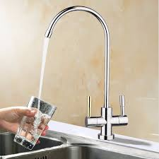 Water Filtration Faucets Kitchen by Online Get Cheap Bathroom Faucet Water Filter Aliexpress Com