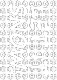 free winter coloring pages crafts hubpages