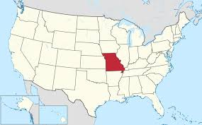 Missouri State Map Missouri U2013 Lbs Bartending