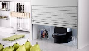 roll up kitchen cabinet doors project portfolio kitchen appliance garages rollup cabinet