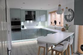 pin by zahraa on kitchen layouts pinterest kitchens galley