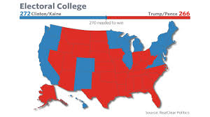 Florida Political Map by Can Trump Win The Electoral College Marketwatch