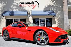 Ferrari F12 Black - 2015 ferrari f12 berlinetta stock 5900 for sale near lake park