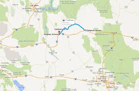Us Route 66 Map by Arizona Usa Radiator Springs E La Route 66