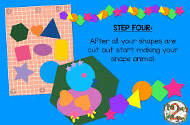 shape animal poetry with piccollage kids u2013 piccollage