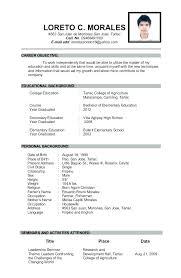 resume template for high school graduate resume template high school graduate sles student microsoft