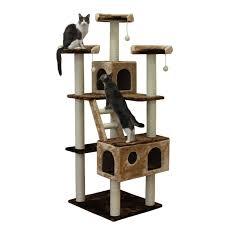 Cat Condos Cheap Cat Trees Hayneedle