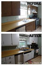 painting wood laminate kitchen cabinets how to paint laminate cabinets before after laminate