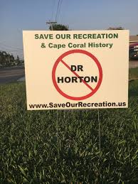 save our recreation cape coral florida 2017