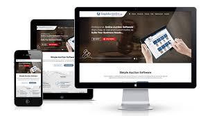 bid auction websites the best auction software simple auction site