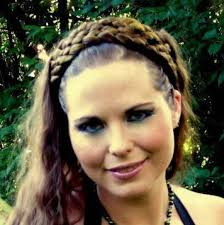 braided hair headband 7 strand renaissance braided hair headband braid hair