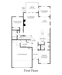 home floor plans north carolina continental new home plan cary nc pulte homes new home