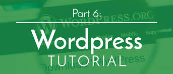 wordpress quick tutorial how to use wordpress a quick tutorial