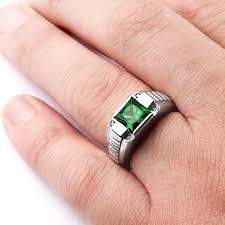 emerald silver rings images Sterling silver mens rings on huge price discounts silver rings jpg